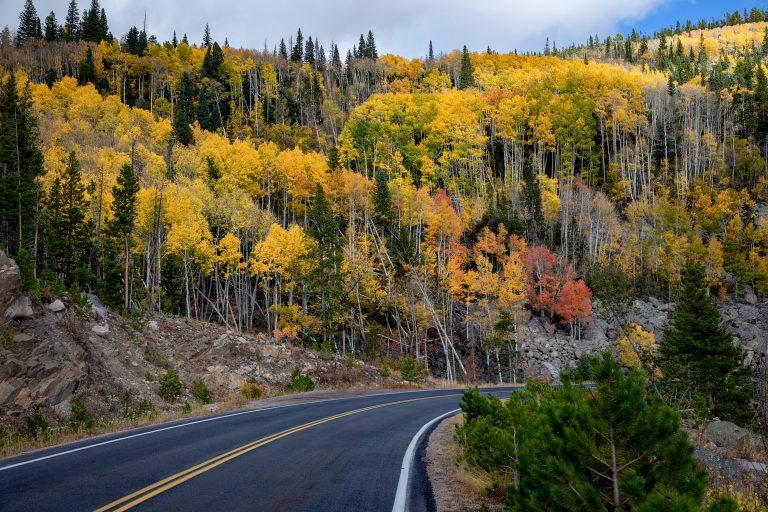 Fall in RMNP