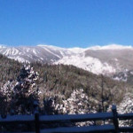 Eldora Ski Area from Sundance Lodge