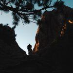 hiking - boulders